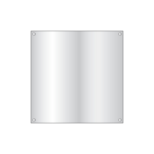 SW1A: Acrylic Mirrors - square & rectangular